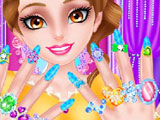 Princess Nail Spa game