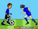 Fast Drible game
