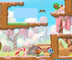 play Gumball Candyland 2