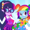 play Equestria Girls: Back To School