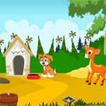play Escape From Baby Deer