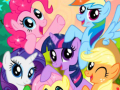play My Little Pony Fun Puzzle Game