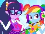 play Equestria Girls: Back To School