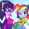 Enjoy Equestria Girls Back To School