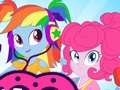 play Equestria Girls Back To School