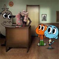 play Gumball – Tension In Detention