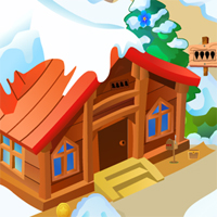 play Winter Goat Escape Game