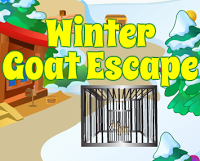 play Winter Goat Escape