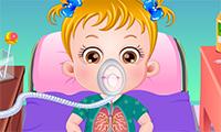play Baby Hazel Goes Sick