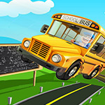 play School Bus Parking Frenzy