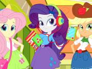 play Equestria Girls Back To School 2