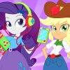 play Play Equestria Girls Back To School 2