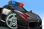 play V8 Police Parking
