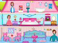 play Princess Sofia Doll House Decor Game