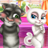 play Enjoy Tom Cat Love Kiss
