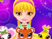 play Baby Barbie My Fairy Pets
