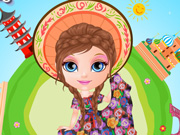 play Baby Barbie Around The World Costumes