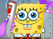 play Spongebob Squarepants Eye Doctor