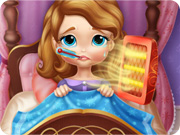 play Sofia The First Flu Doctor
