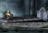 play Haunted Gothic Graveyard Escape
