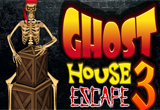 play Ghost House Escape