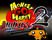 play Monkey Go Happy Ninjas 2