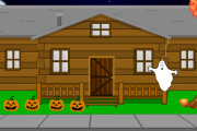 play Halloween Street Escape