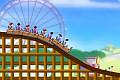 play Rollercoaster Creator