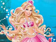 play Barbie Underwater Adventure