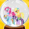 play Play Diy My Little Pony Globe