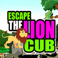 Escape The Lion Cub