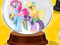 Diy My Little Pony Globe