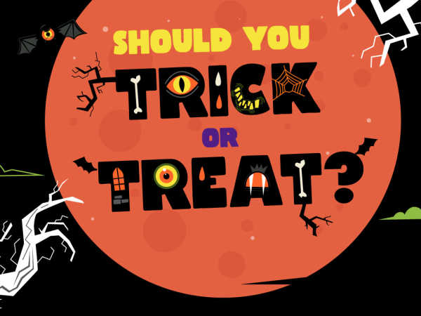 Nickelodeon: Should You Trick Or Treat? game