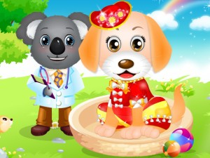 My Pet Doctor – Puppy Care game