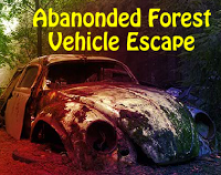 play Abandoned Vehicle Forest Escape
