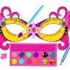 play Enjoy Super Barbie Mask Designer