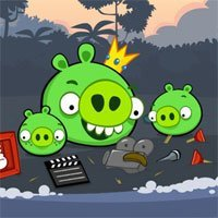 Bad Piggies Online 2016 game