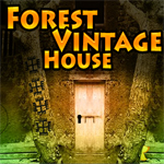 play Forest Vintage House Escape Game