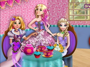 Bridesmaids Magic Tea Party game