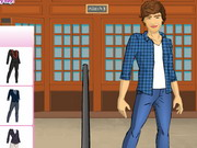 Liam Payne One Direction Dress Up game
