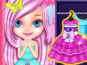 Baby Barbie Equestria Costumes game