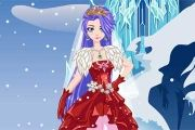 play Ice Princess Wedding Dress Game