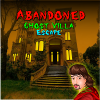 play Abandoned Ghost Villa Escape