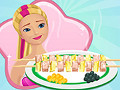 play Super Barbie Ham And Pineapple