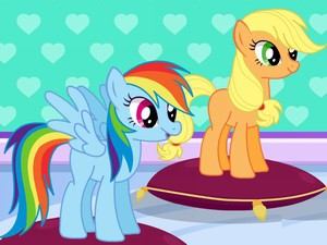 My Little Pony Prom game