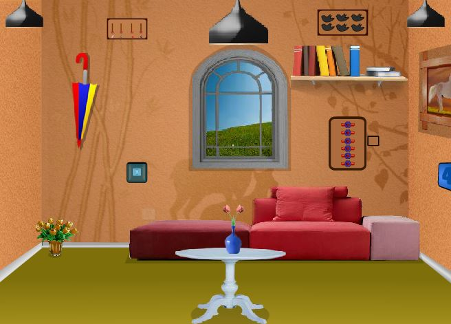 play 2Jolly Cabin House Escape