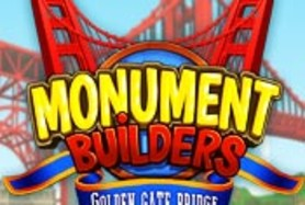 Monument Builders: Golden Gate Bridge game