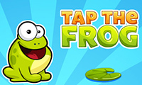 Play Tap The Frog Game