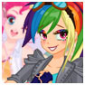 Dress Up Modern Versions Of Pony Friends! game