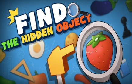 Find The Hidden Object game